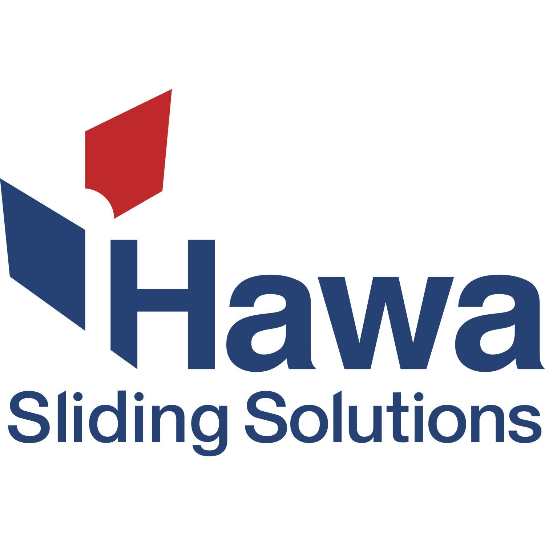 HAWA 208//209 Stahl//Kunststoff beschichtet Laufwerk 4 rollig kugelgelagert