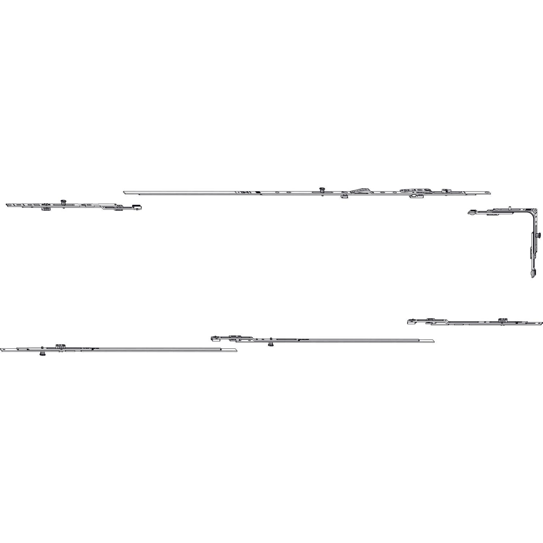 Winkhaus Oberschiene OR 600 800 1025 1250 1475 SA//C silber AutoPilot